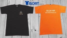 Firma Baskılı Promosyon Tişört