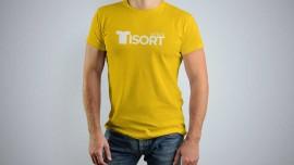Sarı Penye Tişört