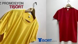 Ucuz Promosyon Tişört