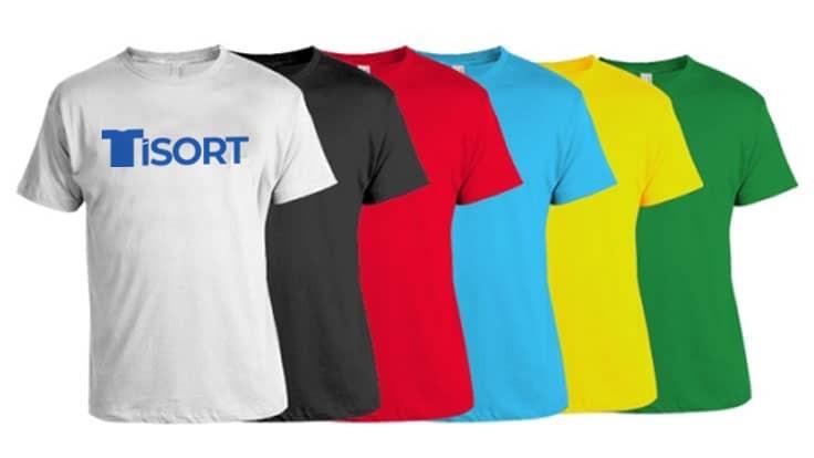 Promosyon T Shirt Renkleri Modelleri