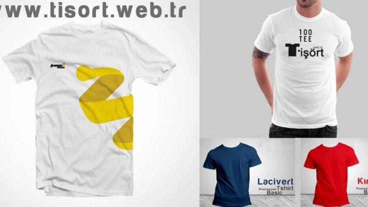 Promosyon T shirt Baskı