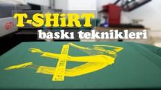 Tişört Baskı Teknikleri