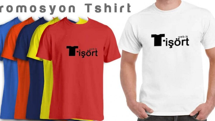 Ucuz Promosyon Tshirt İmalatı ve Fiyatları