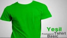 Promosyon Tişört Yeşil