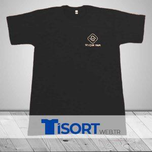 Promosyon Siyah Tişört