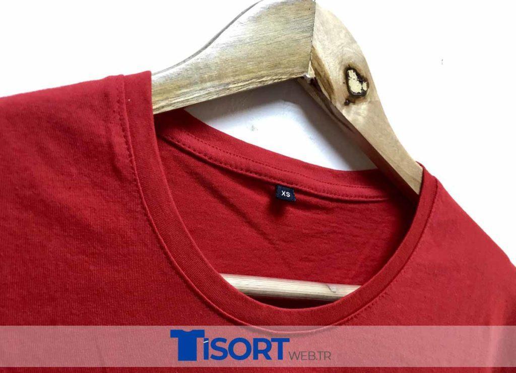 Promosyon Penye Tişört Yaka