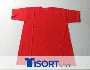 Kırmızı Tişört Modelleri