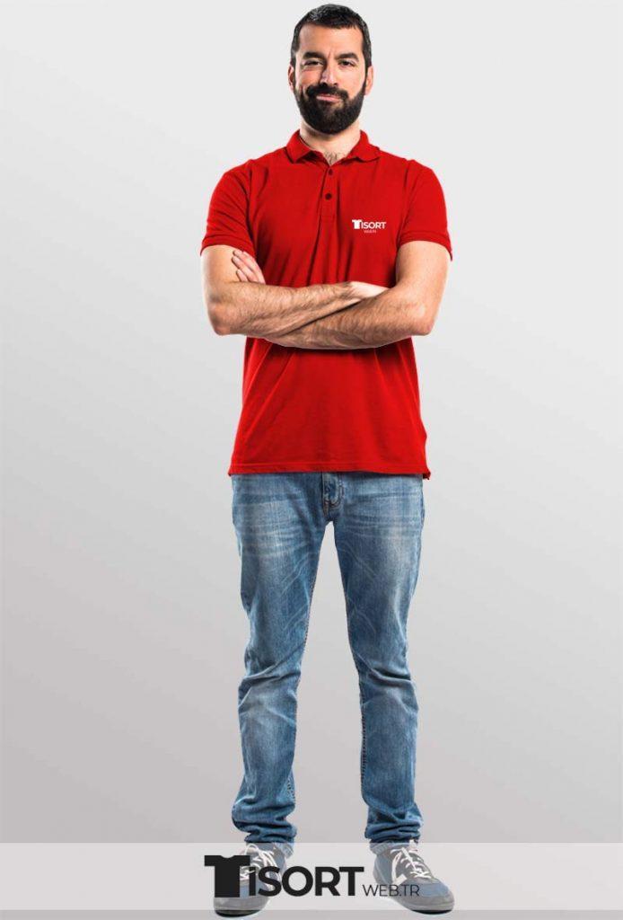 Toptan Polo Yaka Tişört