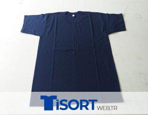 Lacivert Promosyon Tshirt