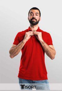 Toptan Tişört Fiyatları Kırmızı