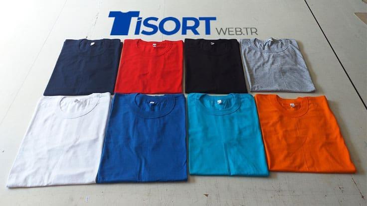 Tişört Renkleri