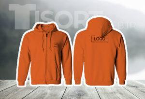 Promosyon Kapşonlu Sweatshirt